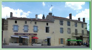 Restaurant St Loup Du Dorat
